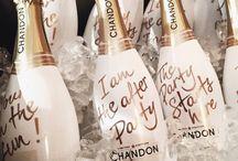 { champagne }
