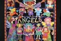 Mary's angels / by Carol Milligan