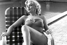 Marilyn Bathing Beauty / by Ali LeFevre