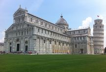 Pisa / Passeio por Pisa