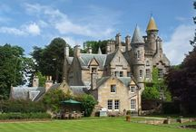 Scottish Castles, Estates and Gardens / Just some of the wonderful Scottish venues that Best Intent have the pleasure of working with. #Scotland #Scottish #Weddings
