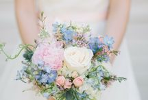 Spring Wedding bouquet / Get inspired by spring
