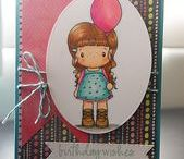 JoBoogie Stamping - Cards / A collection of some of my most favorite cards. I wish I had the time to pin them all. / by JoBoogie Crafts