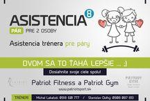 Patriot Fitness / Fitness centrum v Hoteli Patriot***