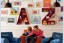 Kid's Playroom Ideas / Çocuk Oyun Odası   Aktivite Odası Fikirleri