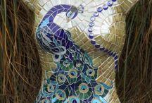torso mozaiek