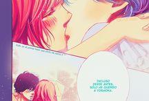 manga colours