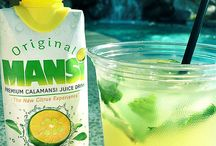 MANSI Recipes / How to whip up a New Citrus Experience™