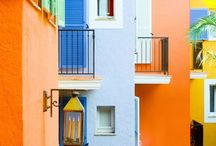 Farben   Colours