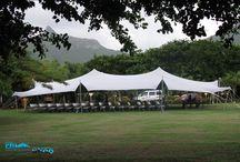 Ukko / RHI Stretch Tents