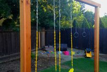 Swing Set and Yard Ideas