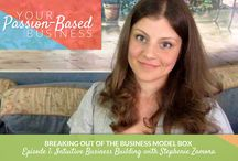 Break Out of the Business Model Box