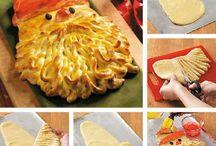 christimas baking