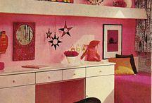 Perfect Retro Rooms / by SanFranita Drieseberg