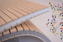 Pannelli legno flessibile