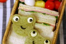 Cutest Bento~~Bread/Sandwich