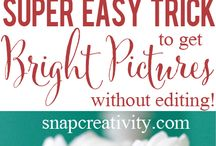 Art & Photography Tips and Tricks / by Brianne Hardcastle