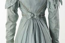 Regency / A collection of Regency fashion: original clothing, fashion plates, and recreations