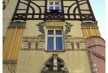 Kamienice / Duchy miast- Kamienice