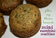 Zucchini / A Pinterest board totally dedicated to zucchini recipes! Perfect for summer's over abundance of the green vegetable! / by Lindsey Blogs