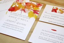 Calligraphy & Invitations / by Kristine Brookshire