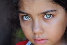 The eyes tell it all. Innocence, wisdom...