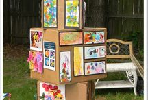 kids art show / by Mandy Philips