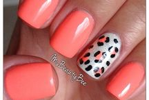 Nails / by Nikki French Simpkinson