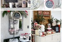 For the Party / Great party ideas, from drinks, plating, decorating for the party and food selection.