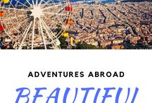 Travel Spain / #travel #inspiration all over #Spain #citytrips #roadtrips #sightseeing #Barcelona #Madrid and more