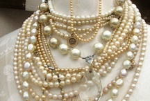 Pearls~ / by Kathy Baxter Gautier
