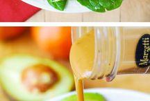 ovocné salaty