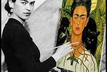 Frida Kahlo/ Mexico