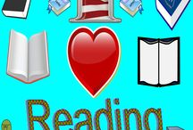 I Love Reading / for the book worms