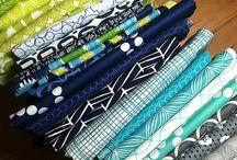 Fabrics  / by Heather Hodges