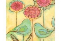 love birds / by Kate Fago