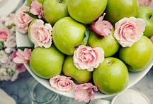 Boudoir Inspiration Tea Roses & Apples