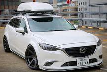 The Mazda