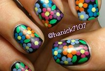 Spring Nail Art / Nehty s jarními motivy a barvami. Nechte své nehty ožít jemnými jarními odstíny!