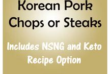 Korean Food / Koran Food and Recipes