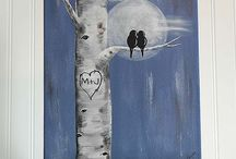 boom en maan