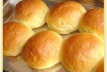 massa e pães
