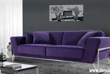 Denelli's Leather & Fabric Sofas / Denelli's comfortable sofas