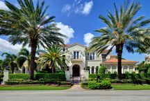 Golf Course Homes / Golf Course Homes in Royal Palm Yacht & Country Club