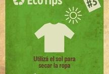 #EcoTips / Acciones que todos podemos hacer para ayudar a nuestro planeta. Compartílo con tus amigos para que entre todos ayudemos al planeta :-) www.espacioyconfort.com.ar