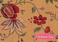 Fabrics for Michelle