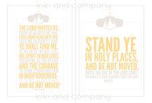 faith love / by Kiki Comin {www.kikicomin.com}