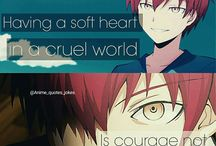 Anime Reality Quotes