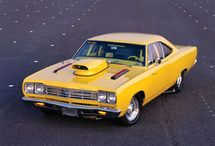 Muscle Car Mania! / A board devoted to muscle cars, hot rods and all things awesome.