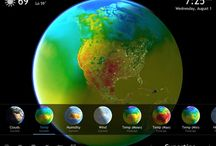 Kartor, världen  / #svapplista
